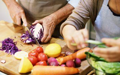 Smacznie i zdrowo, czyli gotowanie dla Podopiecznego