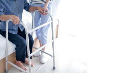 Sprzęty pomocnicze dla osób starszych