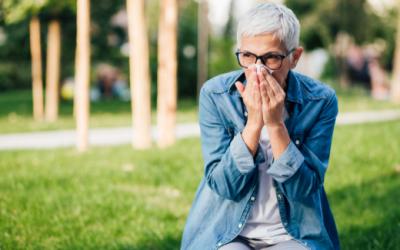 Alergie u seniorów